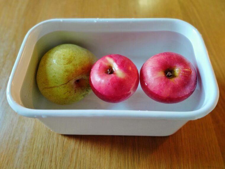 ヒートショックする果物2