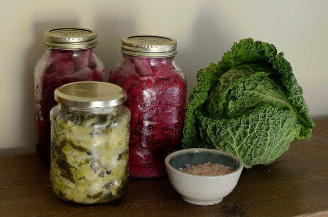 野菜の発酵食イメージ